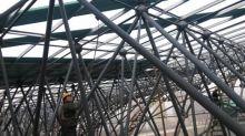 浅析轻型钢结构预处理涂装工艺技巧等级要求达到Sa2.0~Sa2.5以上