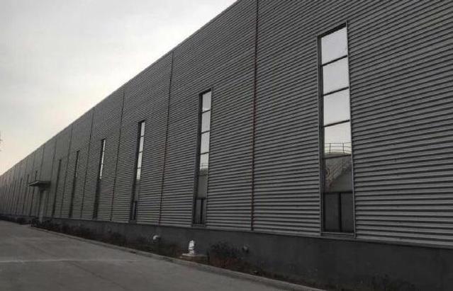 钢结构厂房彩钢板的安装质量控制